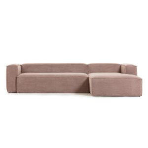 S573LN24 1 300x300 - The Blok 3 Seater - Pink Corduroy
