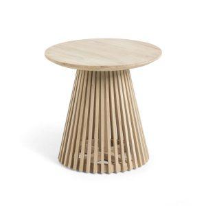 CC0623M47 0 300x300 - Irune Round Lamp Table - Natural