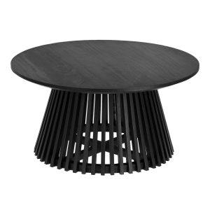 CC1945M01 0 300x300 - Irune Round Coffee Table - Black