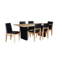 Iconic 7Pce Dining - Iconic Dining Table 2.4