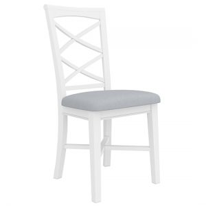 VO HAMP 02 300x300 - Hampton Timber Dining Chair - White