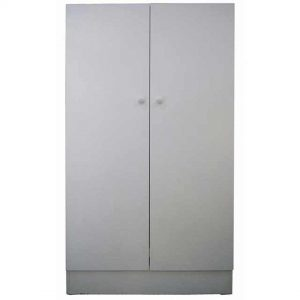 90 pantry 300x300 - 900mm Pantry Cupboard - White