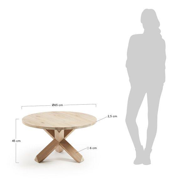 CC0741M33 8 600x600 - Nori Coffee Table Natural