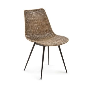 CC0811FN03 0 300x300 - Equal Rattan Dining Chair - Natural