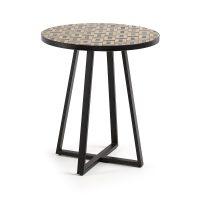 CC1003PR09 0 - Cocktail Mosaic Side Table