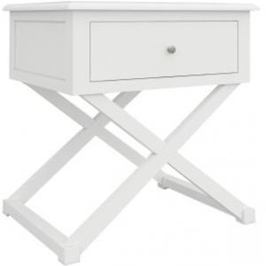 Hampton 2 300x300 - Hampton 1 Drawer Bedside Table