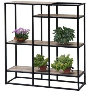 Stacey 4 Tier 300x300 - Space 4 Tiered Bookcase Small