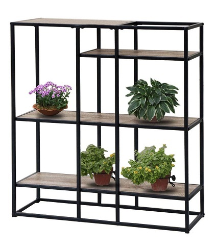 Stacey 4 Tier - Space 4 Tiered Bookcase Small