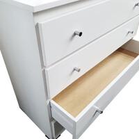 drawer white - Budget 6 Drawer Chest 920