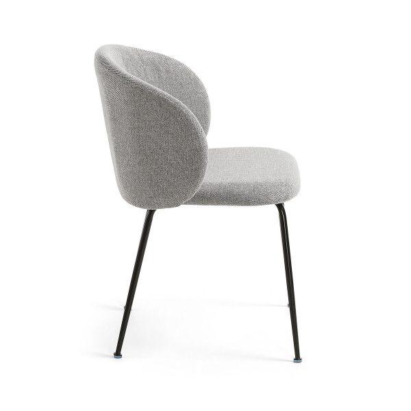 minna7 600x600 - Minna Dining Chair - Light Grey