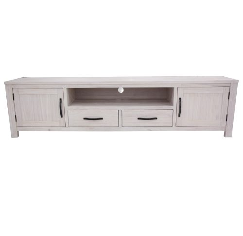 2DoorFloridaTVUnitwithNiche 500x486 - Florida Large TV unit - 2 Doors, 2 Drawers and Niche