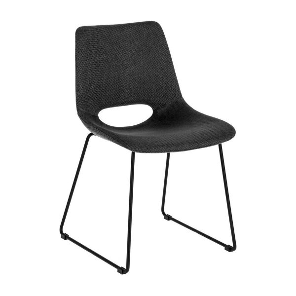 CC0826VD15 0 600x600 - Ziggy Dining Chair - Anthracite (Black) Upholstered