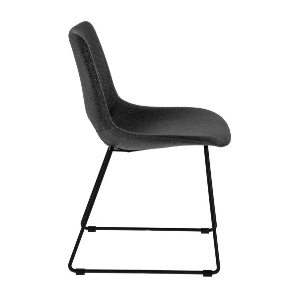 CC0826VD15 1 600x600 - Ziggy Dining Chair - Anthracite (Black) Upholstered