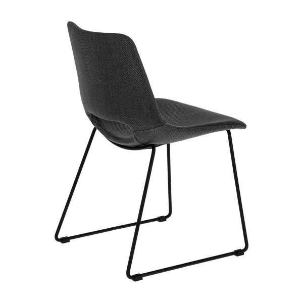 CC0826VD15 2 600x600 - Ziggy Dining Chair - Anthracite (Black) Upholstered