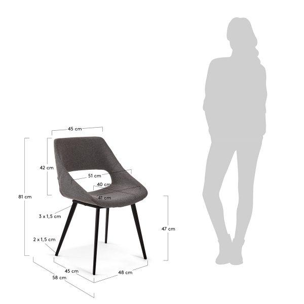 CC1149PK15 8 600x600 - Hest Dining Chair-Mustard