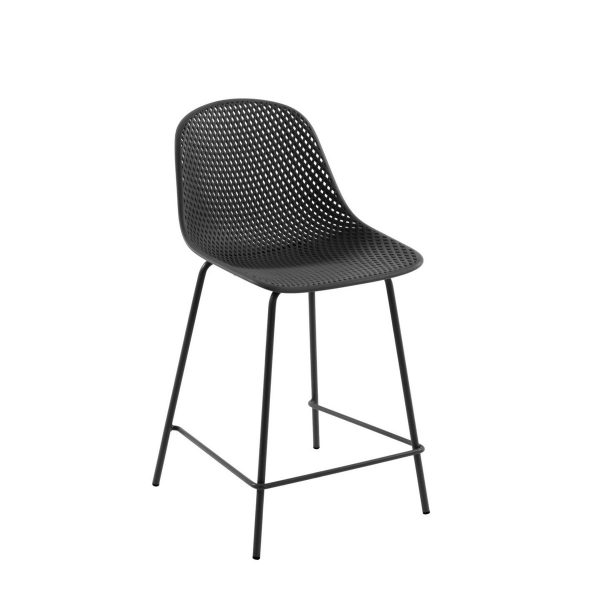 CC1990S02H 0 600x600 - Quinby Barstool-Grey 65cms Seat