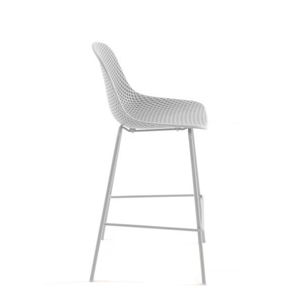 CC1990S05 1 600x600 - Quinby Barstool-White 75cms Seat