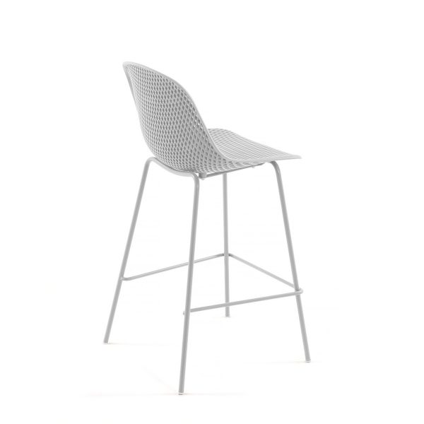 CC1990S05 2 600x600 - Quinby Barstool-White 75cms Seat
