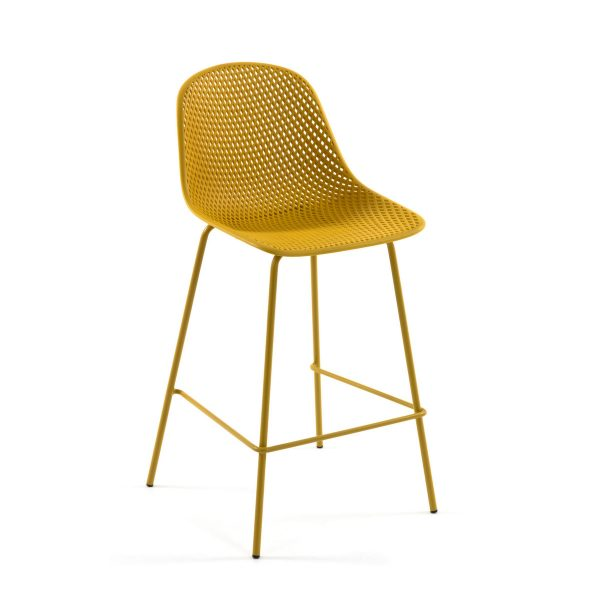 CC1990S31 0 600x600 - Quinby Barstool-Mustard 75cms Seat