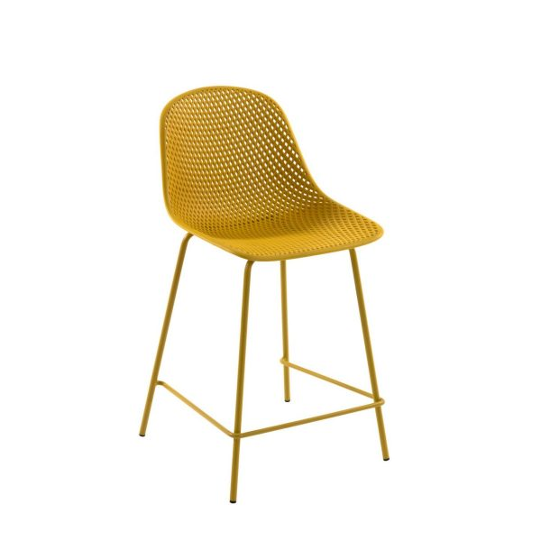 CC1990S31H 0 600x600 - Quinby Barstool-Mustard 65cms Seat