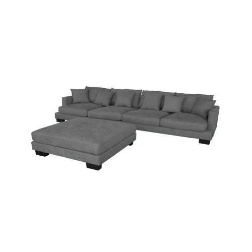 Coogee Theatre suite 500x500 - Coogee Fabric 2.5 Seater with Ottoman - Charcoal