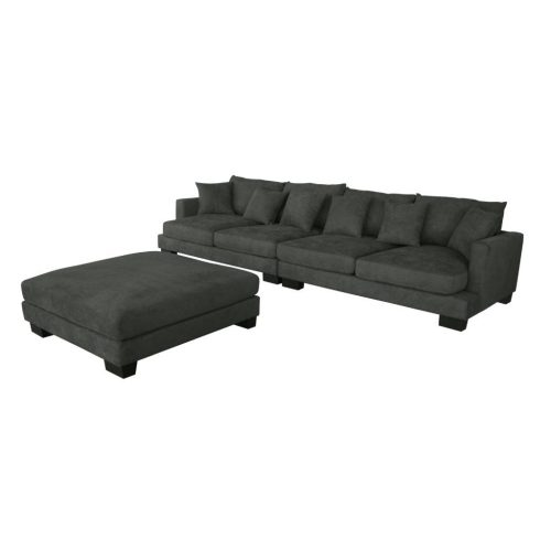 vol coog 01 2 500x500 - Coogee Fabric 2.5 Seater with Ottoman - Charcoal
