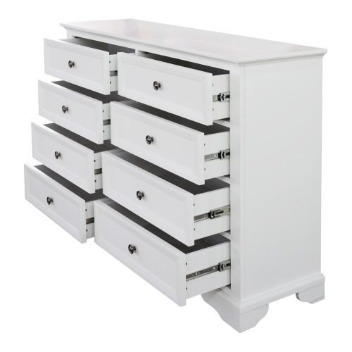VO SALA 05 2 500x500 - Sala 8 Drawer Dresser - White
