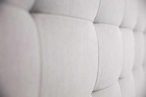 Yulara 1 500x333 - Yulara Fabric Upholstered Double Bed - Grey