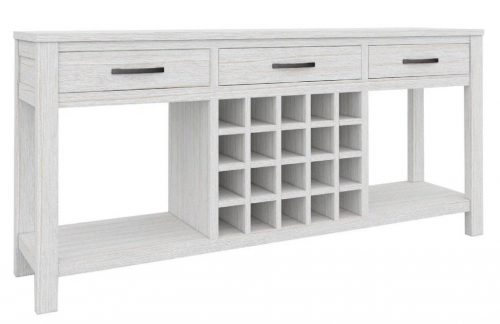 v flor 016 1 500x324 - Florida Console with Wine Rack