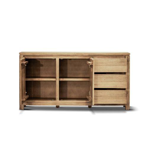 vh asah 03 2 500x500 - Asha Buffet - 3 Drawers & 2 Doors