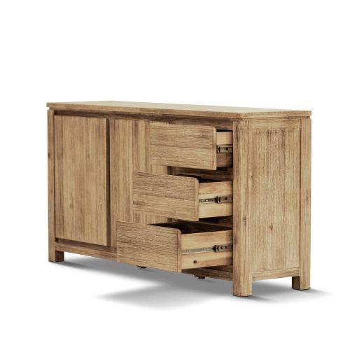 vh asah 03 4 500x500 - Asha Buffet - 3 Drawers & 2 Doors