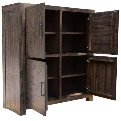 vh sedo 09 4 500x500 - Sedona 4 Door Cabinet