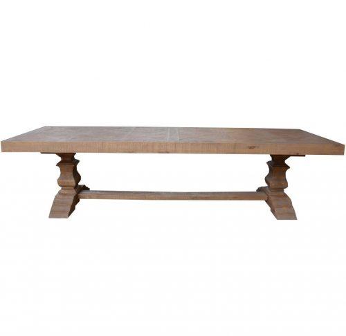 vhn prov 02 1 500x486 - Provincial Dining Table 2515mm