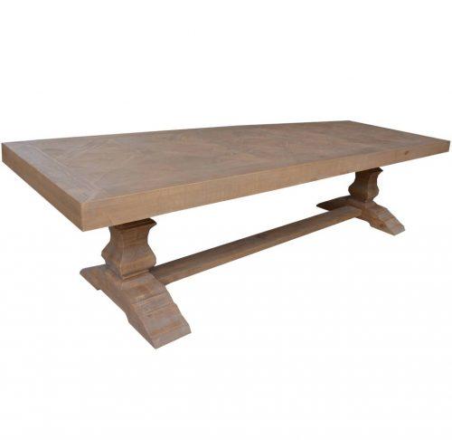 vhn prov 02 2 500x486 - Provincial Dining Table 3046mm