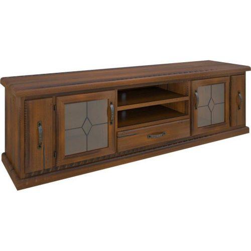 vjm 016 1 500x500 - Jamaica Timber 2200 Tv Unit - Rough Sawn