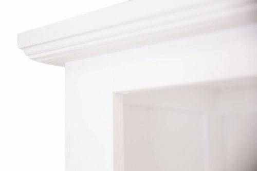 vo coas 11 8 500x333 - Coastal Bookcase - Brushed White