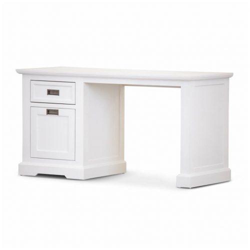 vo coas 12 2 500x500 - Coastal Desk - Brushed White