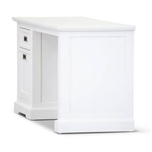 vo coas 12 4 500x500 - Coastal Desk - Brushed White