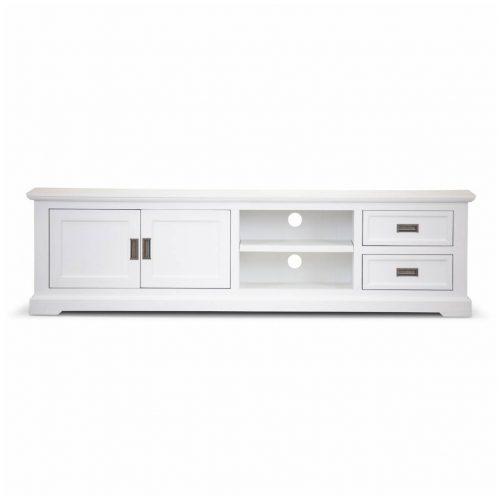 vo coas 13 1 500x500 - Coastal 2200 Tv Unit 2 Door 2 Drawer - Brushed White