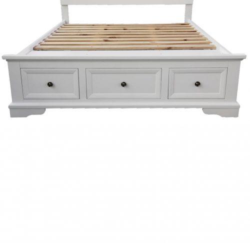 vo sala 01 5 500x486 - Sala King Size Bed Frame - White