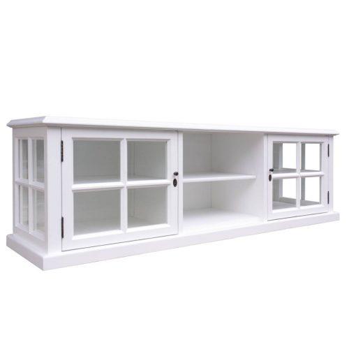 vo somr 03 1 500x500 - Somerset 1580mm Entertainment Unit - White