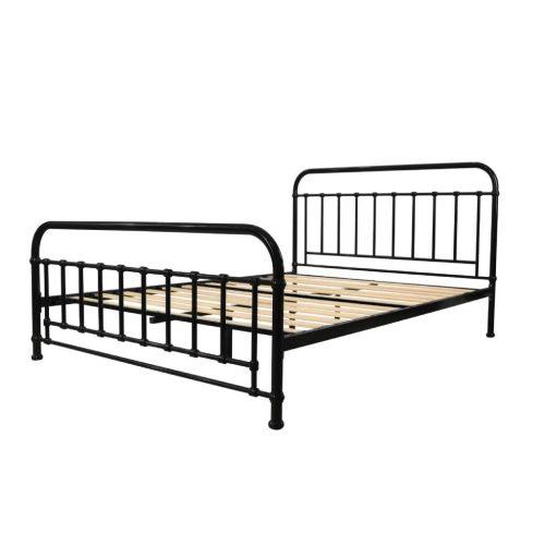 vob akir 02 2 500x500 - Akira Queen Size Metal Bed - Black