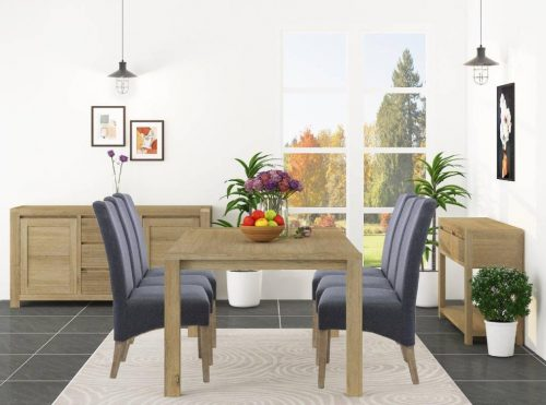 vod mess 7pc kit 1 1 500x371 - Messina 7 Piece Timber Dining Setting  - Smoke/Grey Fabric