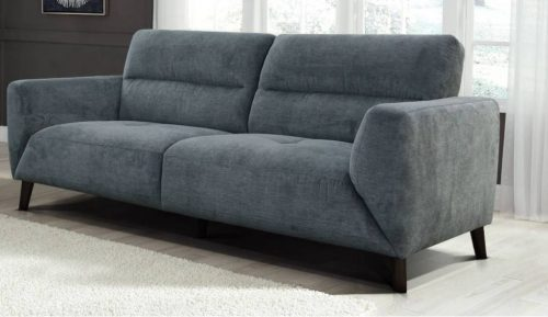 vol hugo 02 1 500x289 - Hugo 3 Seater Sofa - Charcoal