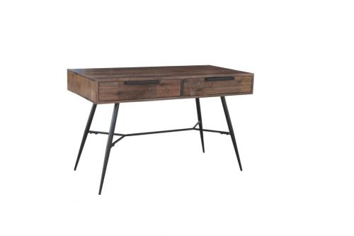 wole 040 1 500x333 - Lexington Mango Wood Desk 2 Drawers