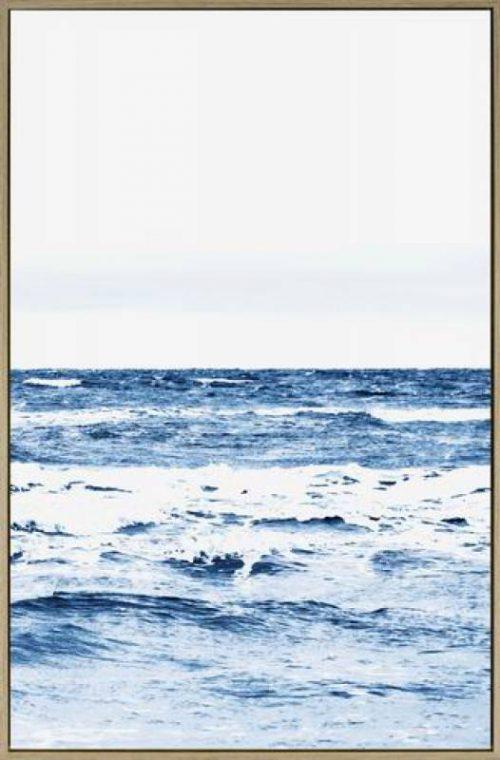 E533297 500x760 - October Beach Print