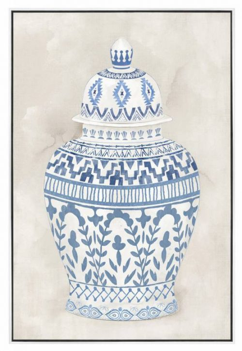 E592241 500x723 - Hampton Ginger Jar Canvas