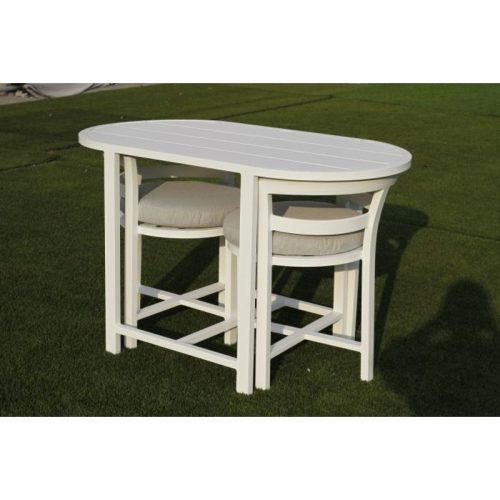 Juno 2 500x500 - Juno Balcony Set - White