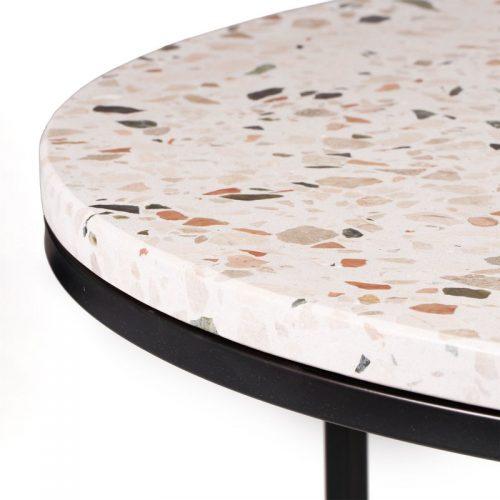 d6bad809599a446e9596368f1a9a5266 500x500 - Ayla Terrazzo Coffee Table Set