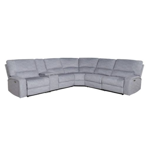 vol berl 02 1 500x500 - Berlin Fabric Corner Module - Light Grey